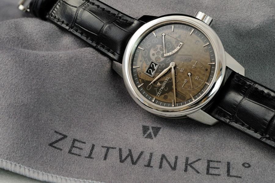 Omega / Zenith / JLC... who's next ? Besoin de conseils pour ma collection. Zeitwinkel-273-Saphir-Fume-1