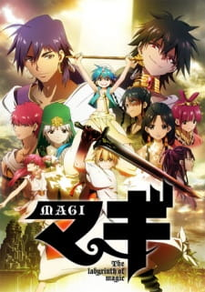 Magi: The Labyrinth of Magic 42773