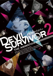 Devil Survivor 2 The Animation 47191