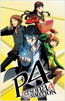 [ANIME/JV] Persona 4 - the Animation 29107l