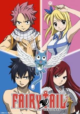 Fairy Tail [Blu-ray 1080p/720p] 18179l