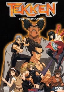 Tekken: The Motion Picture 4615