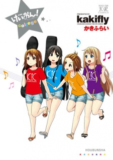 [Mangá] K-ON! Faculdade 91409