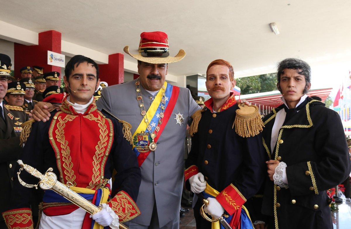 Venezuela Armed Forces - Page 2 C3mp_E4W8AAPbVD