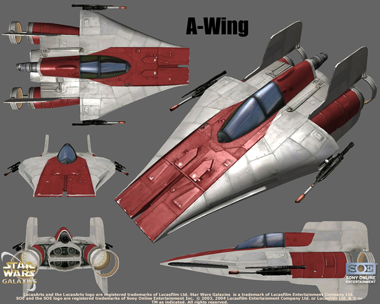 Review 75003 A Wing Starfighter