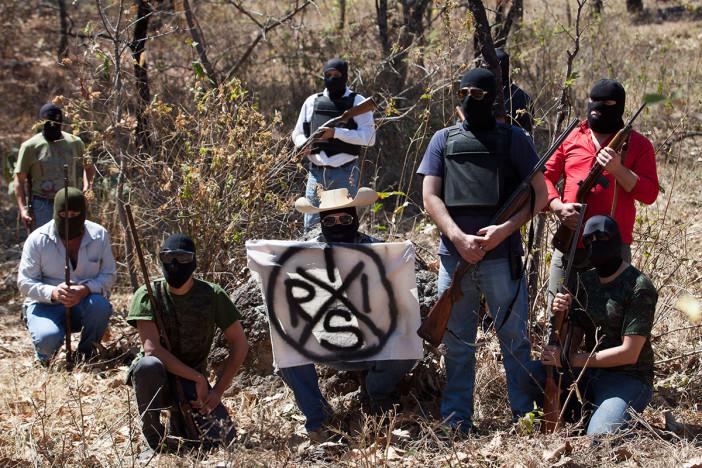 Unión - Inrrumpe Nuevo Grupo Guerrillero en Michoacán. ---Proclama la unión de todo el pueblo--- 160305mich-Md13-c-702x468