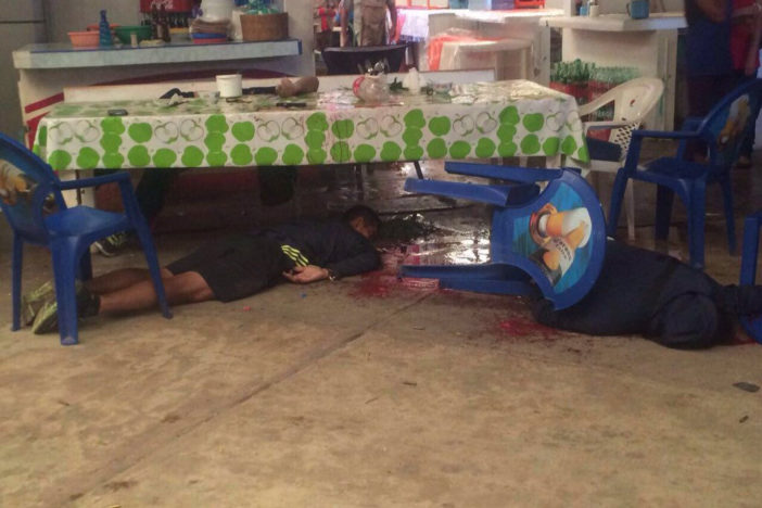 Comando de Sicarios Ataca a la Policia Federal en Chilapa Guerrero, Mueren Tres Agentes Federales. Gro-702x468