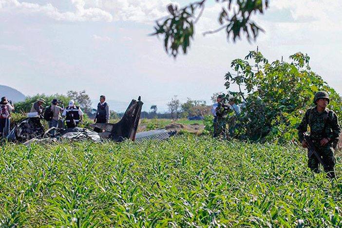 militar -  Accidentes de Aeronaves de la  FAM. Noticias,comentarios,fotos,videos.  - Página 18 CmUbqSxVIAAViue-c-702x468