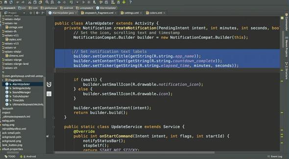 برنامج Android Studio لبرمجة تطبيقات الاندرويد الجديد Android-Studio-2