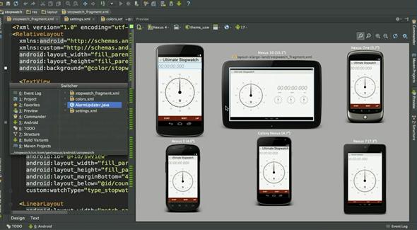 برنامج Android Studio لبرمجة تطبيقات الاندرويد الجديد Android-Studio-4