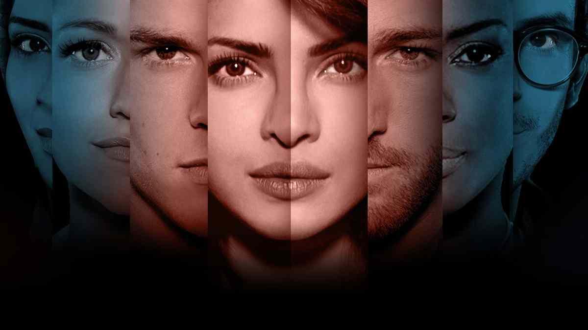Quantico (TV Series 2015– ) Quanticocddsf