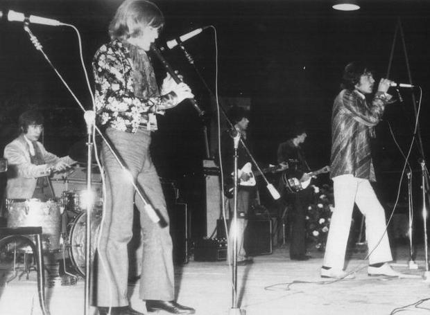 Η πρώτη εμφάνιση των Rolling Stones στην Αθήνα Rolling_Stones-Athens_1967