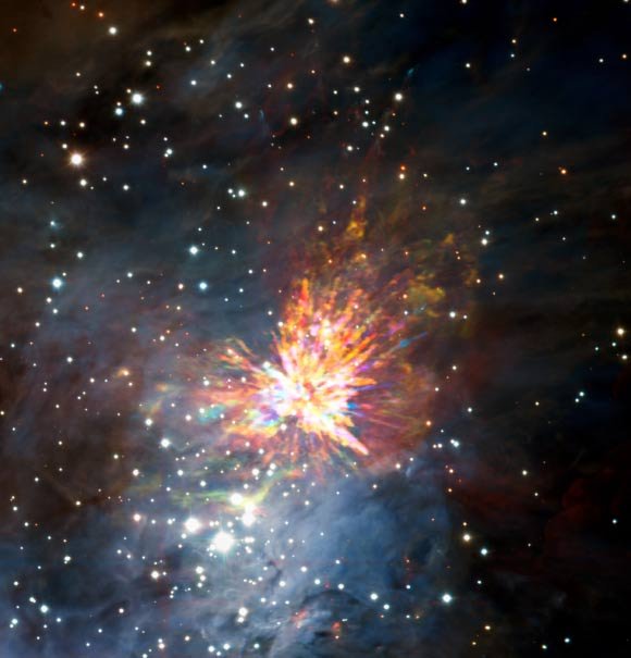 ALMA Captures Star Birth in Orion Molecular Cloud Image_4767-Star-Birth-Orion