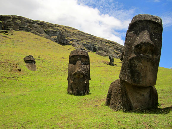 Easter Islanders Likely Believed Megalithic Statues Helped Maintain Soil Fertility Image_5245-Easter-Island