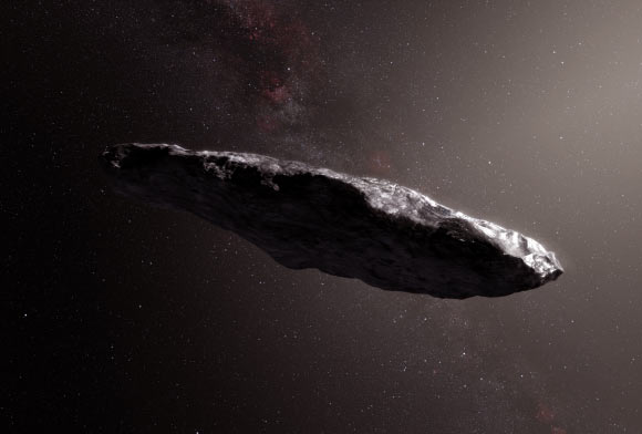 Galileo Project Will Search for 'Evidence of Extraterrestrial Technological Artifacts' Image_5550-Oumuamua