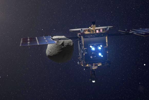 Hayabusa-2 Returns Samples of Asteroid Ryugu to Earth Image_6180_1-Hayabusa-2