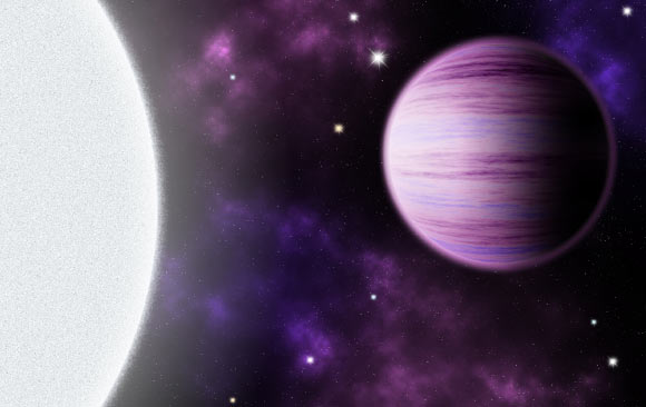 CHEOPS Observes One of Hottest Exoplanets Known to Date Image_6294-Ultrahot-Jupiter