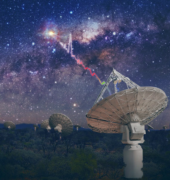 Second Non-Repeating Fast Radio Burst Traced Back to Its Home Galaxy Image_6494_1-Fast-Radio-Bursts
