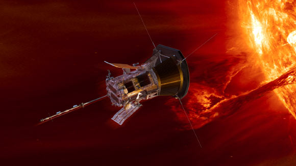 Parker Solar Probe Reveals New Insights on Electric Field of the Sun Image_6588-Parker-Solar-Probe