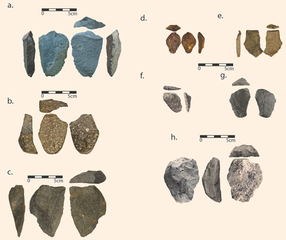 Researchers Find 2.6-Million-Year-Old Oldowan Tools in Ethiopia Image_7257_2-BD1-Tools