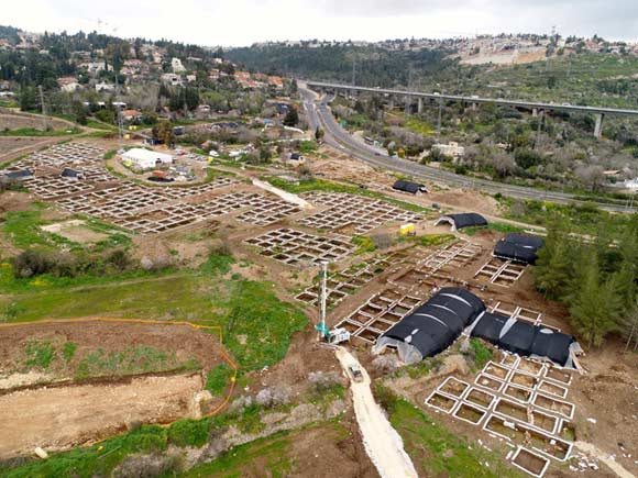 Archaeologists Unearth 9,000-Year-Old Settlement in Israel Image_7412-Motza-Neolithic-Settlement