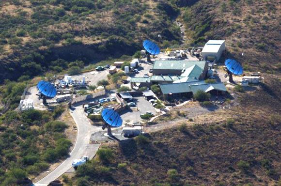 VERITAS to Search for Nanosecond Laser Beams from Extraterrestrial Civilizations Image_7483-VERITAS