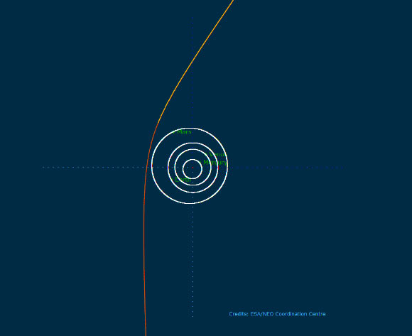 C/2019 Q4: Second Interstellar Object Spotted in Our Solar System Image_7595_2-C2019-Q4