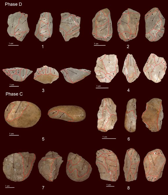 45,000-Year-Old Tiny Stone Tools Found in Sri Lanka Image_7661-Fa-Hien-Lena-Microliths