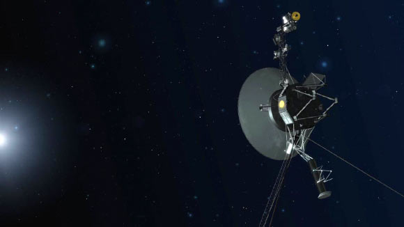 NASA's Voyager 2 Spacecraft Sends Back New Data on Interstellar Space Image_7768-Voyager-2