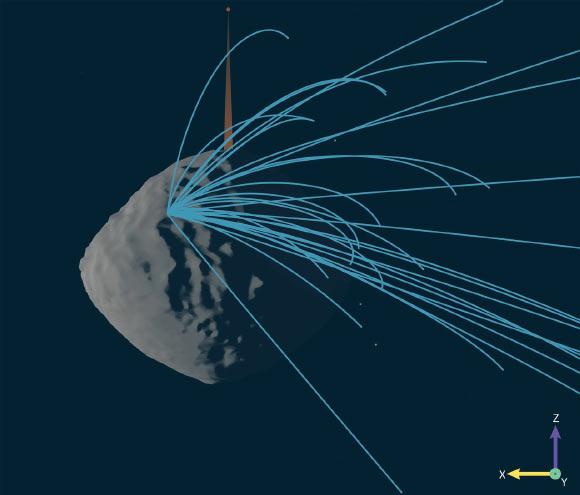 Bennu is Active Asteroid, OSIRIS-REx Team Says Image_7893-Bennu-Plumes