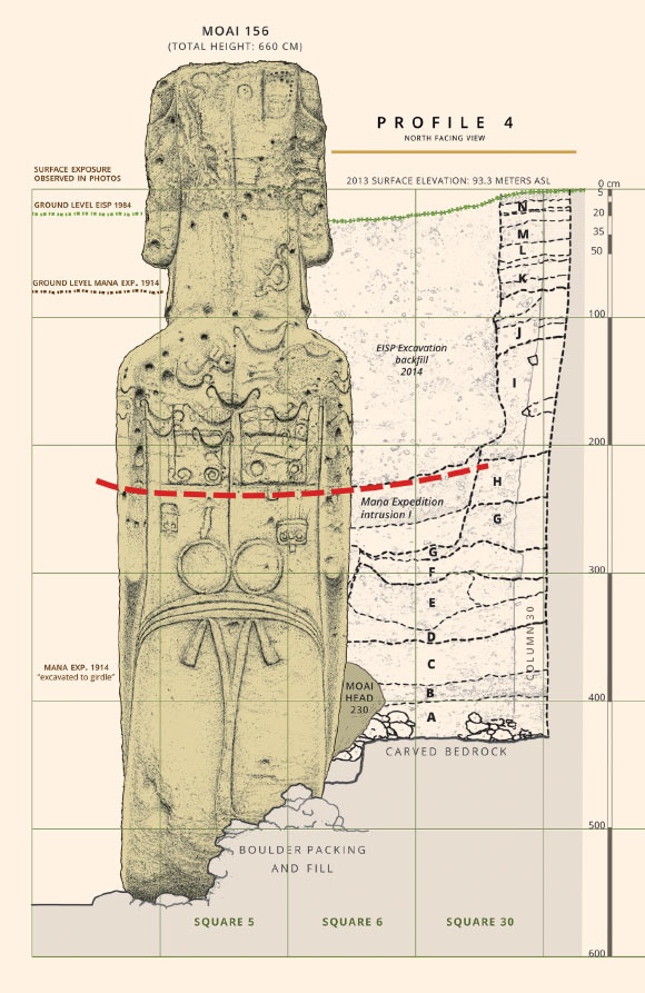 Easter Islanders Likely Believed Megalithic Statues Helped Maintain Soil Fertility Image_7915_2-Moai-156