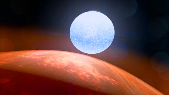 Ultrahot Jupiter KELT-9b Has Two Summers and Two Winters Every 36 Hours Image_8592-KELT-9b