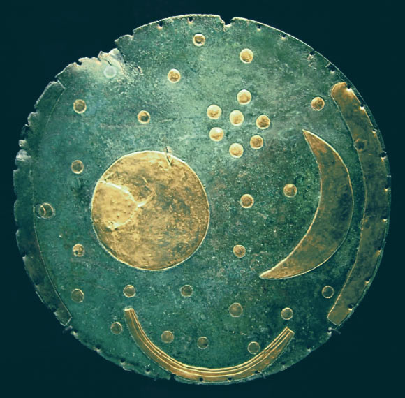 Nebra Sky Disk Could Be Younger than First Thought Image_8816-Nebra-Sky-Disk