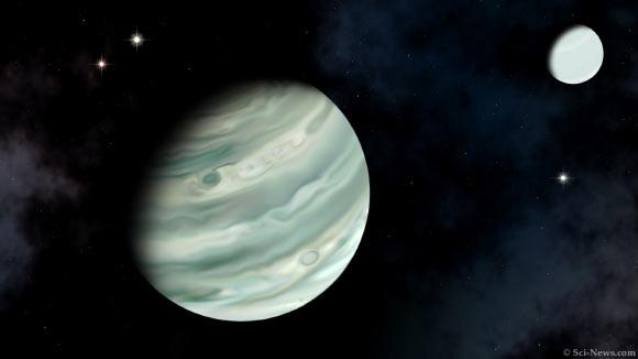 Two Mini-Neptunes Found Orbiting Sun-Like Star Image_8845-TOI-763