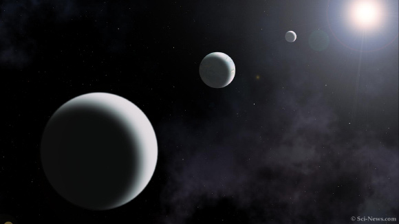 Three Planets Orbit Nearby Red Dwarf LHS 1140 Image_9054-LHS-1140