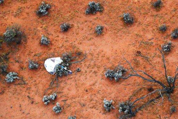 Hayabusa-2 Returns Samples of Asteroid Ryugu to Earth Image_9127-Ryugu-Samples