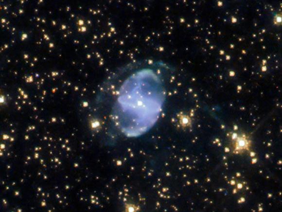 Hubble Spots Beautiful Planetary Nebula Image_9280-ESO-455-10