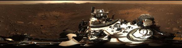 Perseverance Snaps 360-Degree Panorama of Mars Image_9393_1-Perseverance