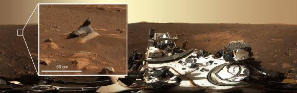 Perseverance Snaps 360-Degree Panorama of Mars Image_9393_2-Perseverance