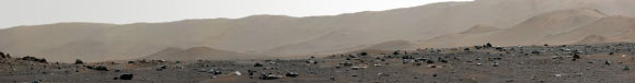 Perseverance Snaps 360-Degree Panorama of Mars Image_9393_3-Perseverance