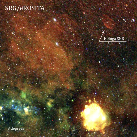 eROSITA X-Ray Telescope Spots Enormous Supernova Remnant Image_9422-Hoinga