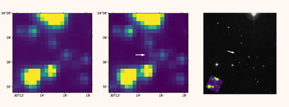 TESS Detects Bright, Long-Lasting Gamma-Ray Burst Image_9621-GRB-191016A