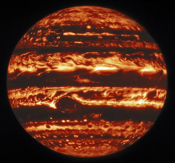 Astronomers Capture Stunning New Images of Jupiter Image_9648_2-Jupiter