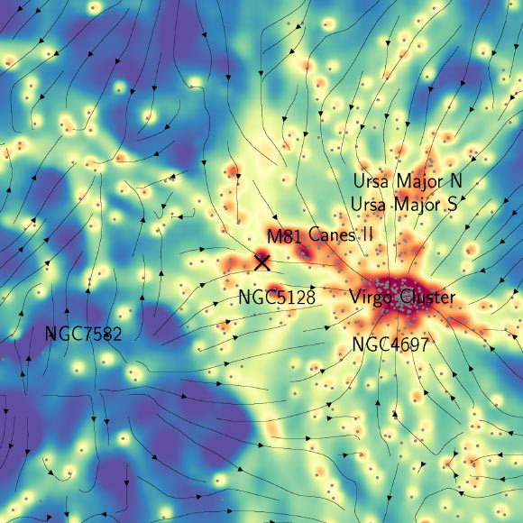 Dark Matter Reveals 'Bridges' between Galaxies Image_9695-Local-Dark-Matter