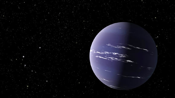 Neptune-Like Exoplanet Found Circling Nearby Red Dwarf Image_9749-TOI-1231b