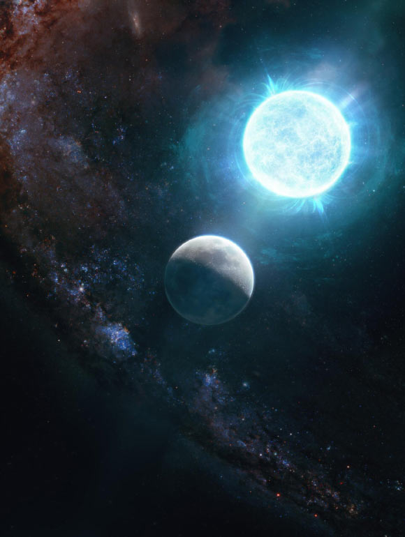 Smallest, Heaviest Known White Dwarf Discovered Image_9817-ZTF-J1901-1458