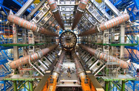 CERN Physicists Test 'Lepton Flavor Universality' Image_9832-ATLAS