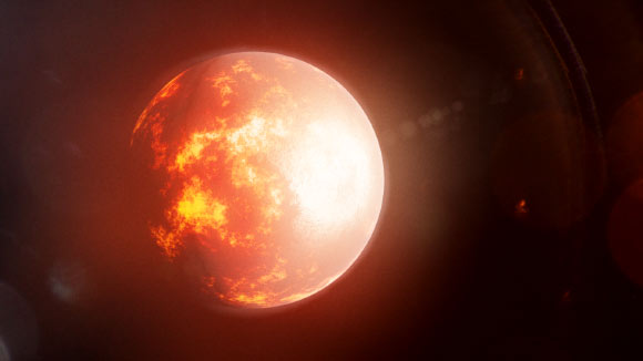 TESS Discovers Planetary Systems around Two Young Co-Moving Stars Image_9859-TOI-1807b