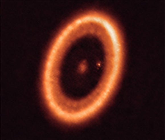 ALMA Detects Circumplanetary Disk around Young Exoplanet PDS 70c Image_9889_2-PDS-70c