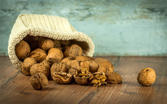 Walnut-Supplemented Diet May Help Reduce Cardiovascular Disease Risk Image_10014-Walnuts